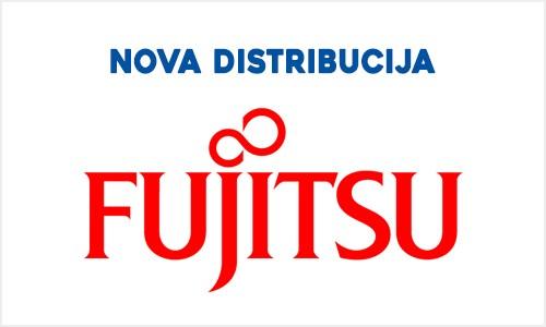 Distribucija Fujitsu