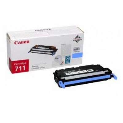 Canon toner CRG-711C, cijan