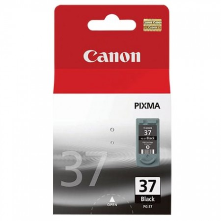 Canon tinta + glava PG-37, crna
