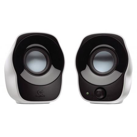 Logitech Z120 2.0 zvučnici, USB, stereo, bijela
