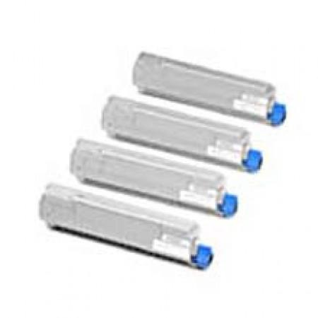 Oki toner za C8600/C8800, plavi, 6k
