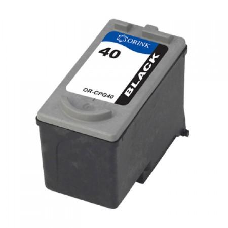 Orink tinta za Canon, PG-40, crna