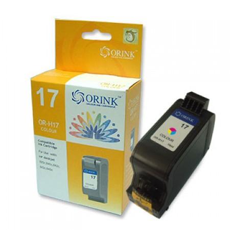 Orink tinta za HP, C6625AE, No.17, trobojna