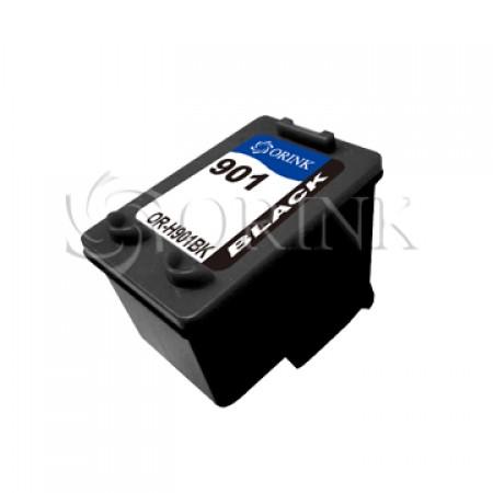 Orink tinta za HP, CC654AE, No.901XL, crna