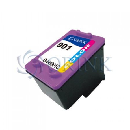 Orink tinta za HP, CC656AE, No.901, trobojna