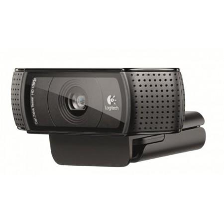 Logitech C920 HD web kamera, 1080p, kvačica
