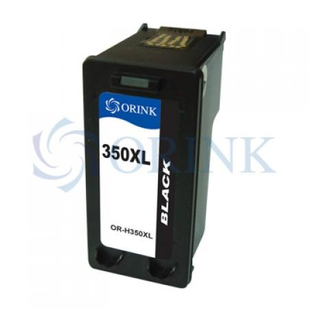Orink tinta za HP, CB336EE, No.350XL, crna