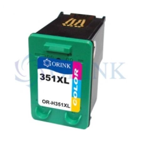 Orink tinta za HP, CB338EE, No.351XL, trobojna