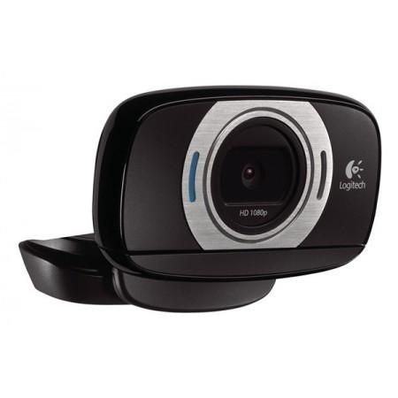 Logitech C615 HD web kamera, 1080p, sklopiva, crna