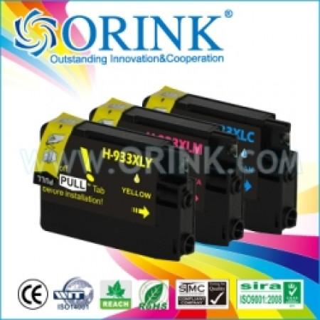 Orink tinta za HP, CN056AE, No.933XL, žuta