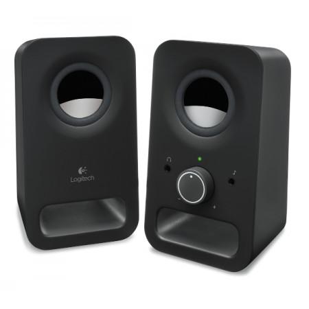 Logitech Z150 2.0 zvučnici, stereo, crna