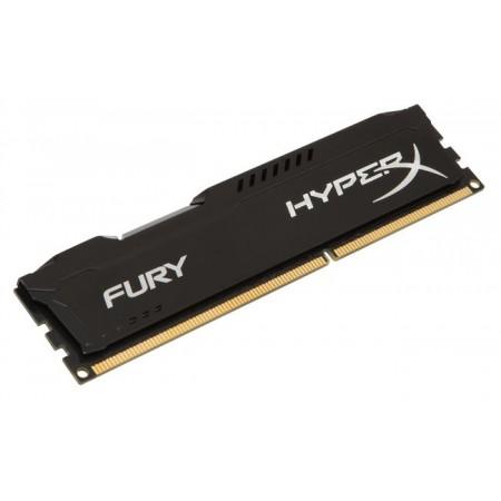 Kingston DDR3 Fury,1866MHz, 4GB Black