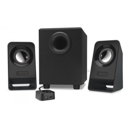 Logitech Z213 2.1 zvučnici, stereo, crna