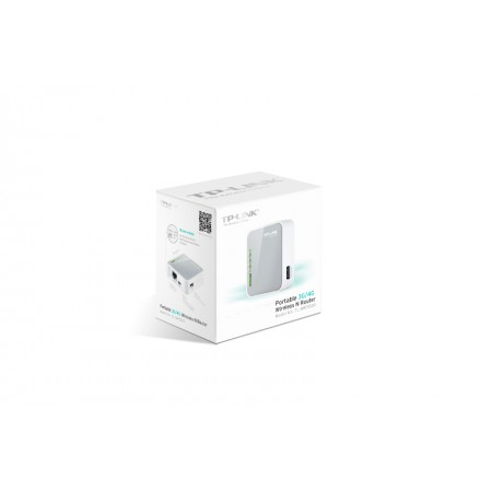 TP-Link TL-MR3020, 3G Wireless N router, 300Mbps