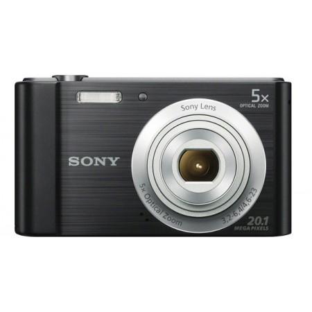 Sony DSC-W800B 20.1Mp/5x/2.7