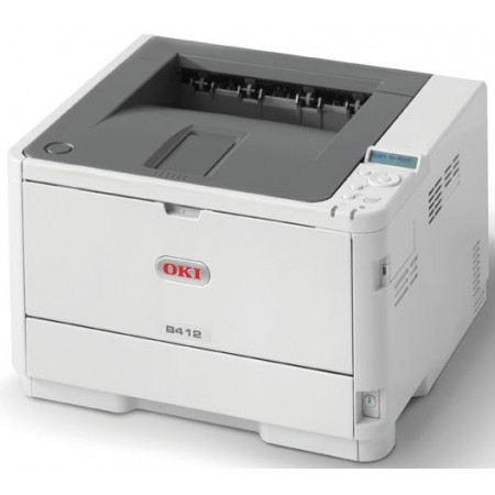 Oki B412dn 33s/m, 1200x1200, duplex, USB+GigEth.