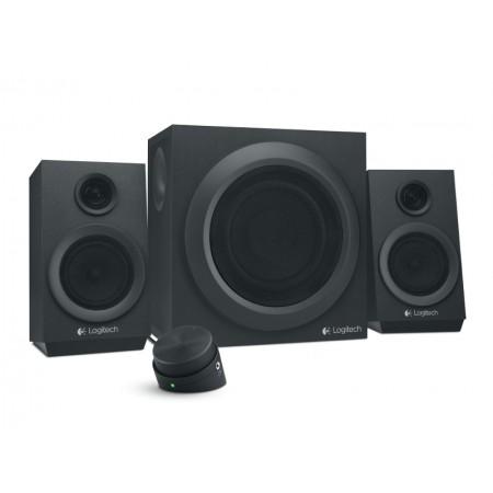 Logitech Z333 2.1 zvučnici, crna