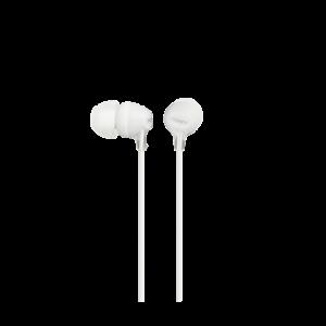 Sony EX15APW slušalice in-ear 9 mm bijele