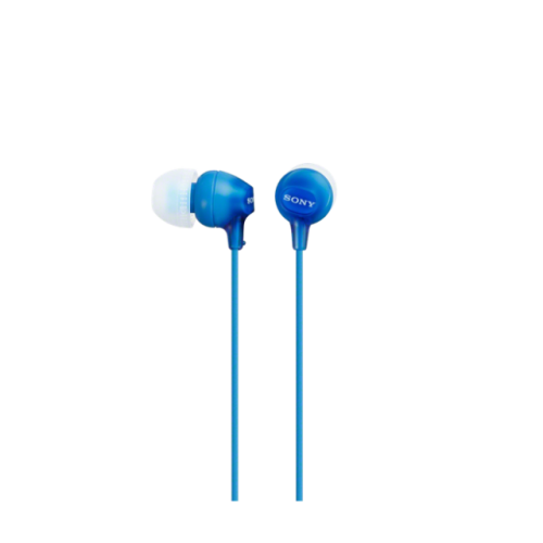 Sony EX15APLI slušalice in-ear 9 mm plave