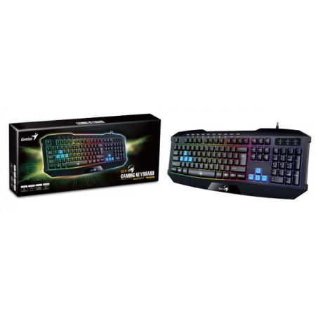Genius Gaming Scorpion K215, USB, LED osvjetljenje