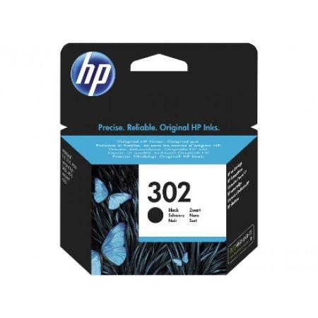 F6U66AE HP tinta, No.302, crna