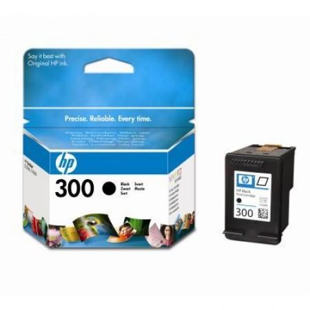 CC640EE HP tinta, No.300, crna