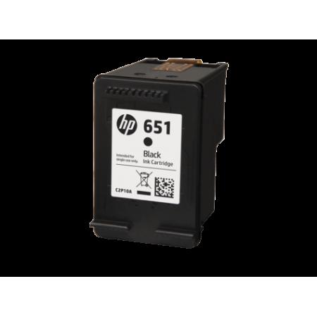 C2P10AE HP tinta, No.651, crna