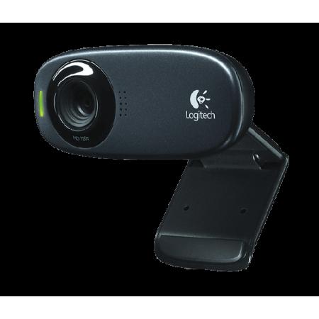 Logitech C310 HD web kamera, 720p, kvačica