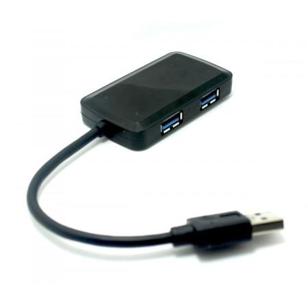 Asonic 4Port Hub USB 3.0,Tip A,plastično kućište