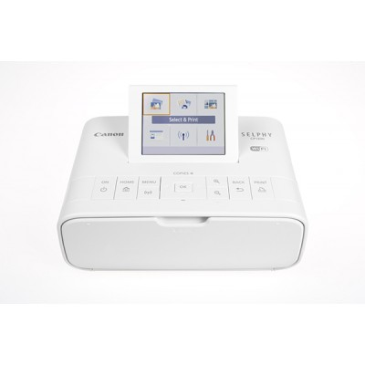 Canon Selphy CP1300, foto printer, bijeli