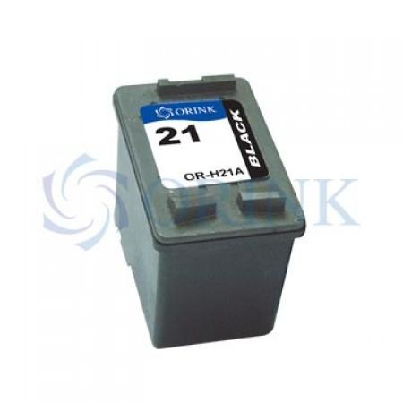 Orink tinta za HP, C9351CE, No.21XL, crna