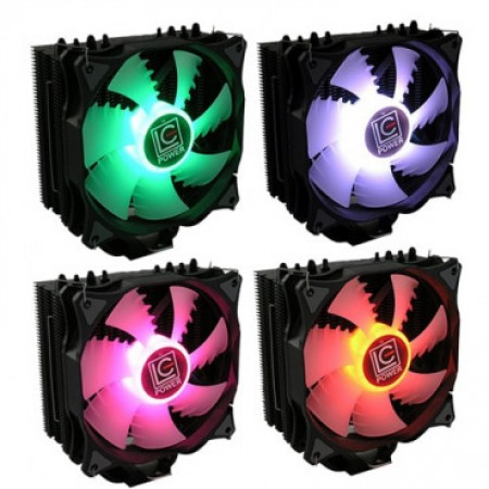 LC-Power Cosmo Cool LC-CC-120 RGB, 12V, hladnjak
