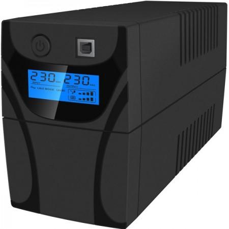 C-Lion UPS Aurora Vista+ 650, 360W, AVR, USB