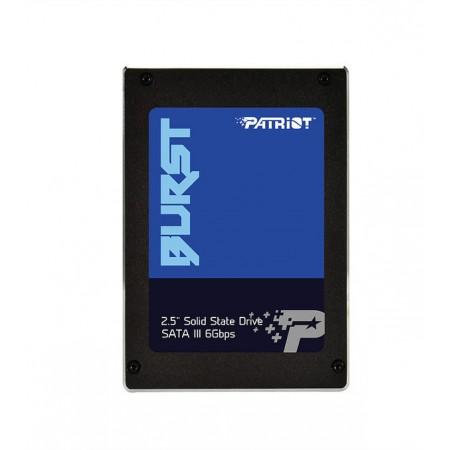 Patriot SSD Burst R555/W500, 960GB, 7mm, 2.5