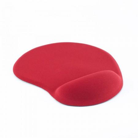 SBOX ergonomska podloga za miša, crvena