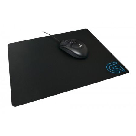 Logitech G240 podloga za miš, tkanina, 1 mm, crna