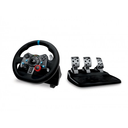 Logitech G29 Driving Force volan i papučice, PS4
