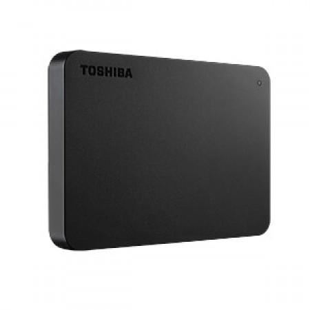 Toshiba CANVIO Basics 4TB,USB3,crni