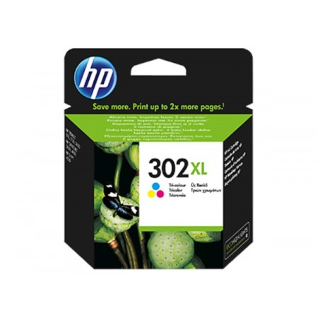 F6U68AE HP tinta, No.302XL, crna