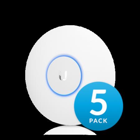 Ubiquiti UniFi AP, AC LITE, 5-Pack, PoE Not Includ