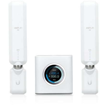 AmpliFi High Density Home WiFi Router 2xmesh point