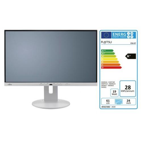 Fujitsu P24-9 TE USB-C, HDMI, 2xDP, VGA, 4xUSB3.1