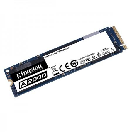Kingston A2000 NVMe 1000GB,R2200/W1900, M.2 2280