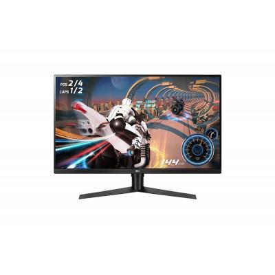 """LG 32GK650F, 31,5"""", VA, QHD, DP, HDMI, 144Hz, AMD"""