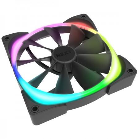 NZXT Aer RGB 2, 140mm RGB ventilator, 12V-4pin