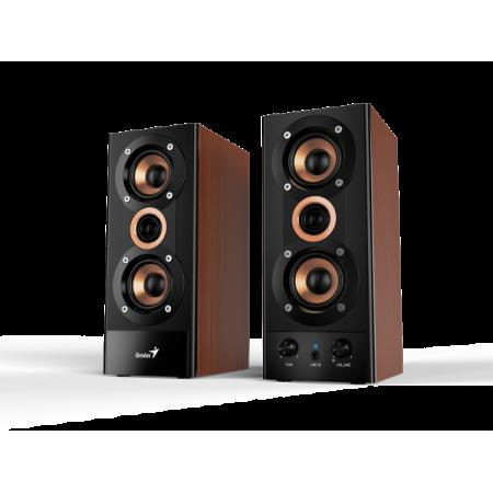 Genius zvučnik SP-HF800A II, 20W, 3-way, drveni