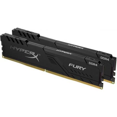 Kingston DDR4 Fury, 16GB(2x 8GB), 3200MHz, CL16