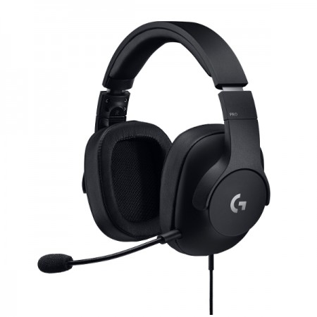 Logitech G PRO X 7.1 gaming slušalice, crne