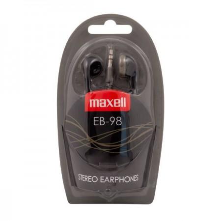 Maxell EB-98 slušalice, crne