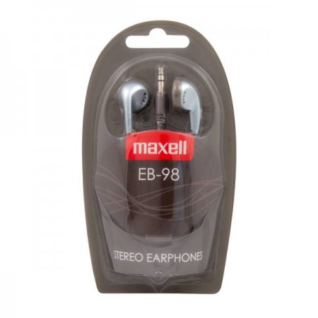 Maxell EB-98 slušalice, srebrne